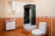 Однокомнатный двухместный номер ванная